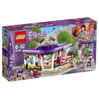 LEGO FRIENDS Emmas Künstlercafé