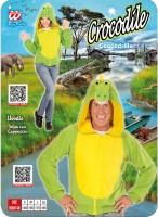 Kostümjacke Krokodil L/XL