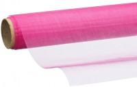 Dekostoff Organza pink