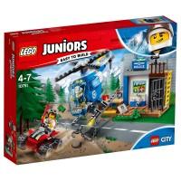 LEGO JUNIORS Gebirgspolizei Verfolgungs-