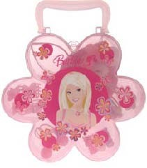 Barbie Flowerbox mit Haaraccessoires