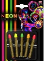 Neon Make-Up Stifte