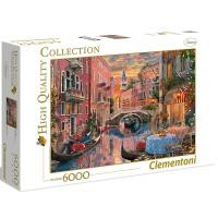 Clementoni Puzzle Venedig 6000 tlg