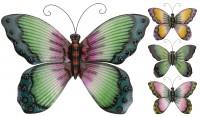Deko Schmetterling bunt