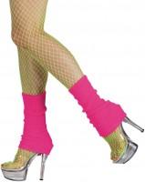 Beinstulpen pink