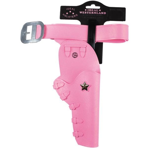 Holster 1-Tasche 86cm pink