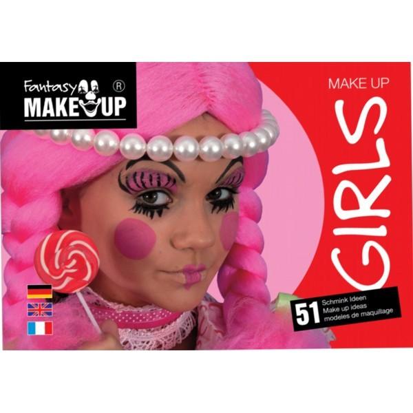 "Make Up Buch ""Girls"""