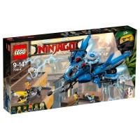 LEGO NINJAGO Jay's Jet-Blitz