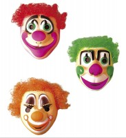 Kindermaske Clown