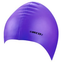 Beco Silikon-Schwimmhaube lila