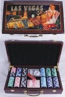 """Poker Set in Koffer """"Las Vegas"""""""
