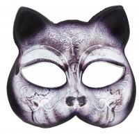 Dominomaske Katze