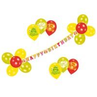 Amscan Deko-Set Happy Birthday