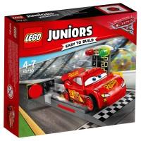 LEGO JUNIORS Lightning McQueens Beschleu-