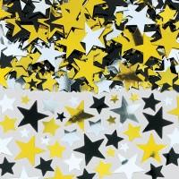 Amscan Deko-Konfetti Sterne Hollywood 75gr