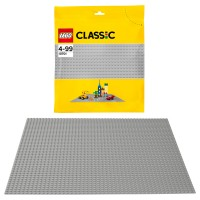 LEGO CLASSIC Bauplatte grau Classic