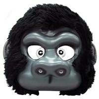 Fasnacht Gorilla Maske für Kinder