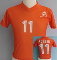 Fussballtrikot Holland Kind