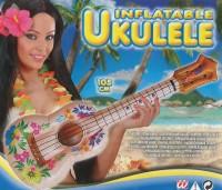 Aufblasbare Ukulele Hawaii