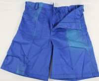Waggishose Kinder kurz blau 128cm