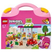 LEGO JUNIORS Juniors Supermarkt-Koffer