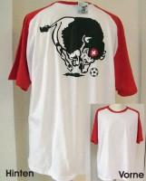 T-Shirt Schweiz Stier L
