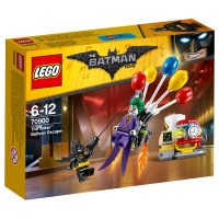 LEGO BATMAN MOVIE Jokers Flucht mit den
