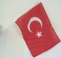 Autofahne Türkei