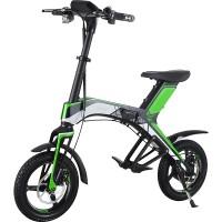 VMAX VMAX Easy Scooter T20 schwarz/grün