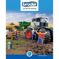 Bruder Poster A1 Landwirtschaft