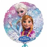 Silberfolienballon Frozen