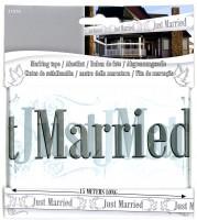 Absperrband Just Married