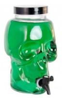 Getränkespender Totenkopf