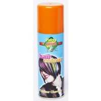 Haarspray orange