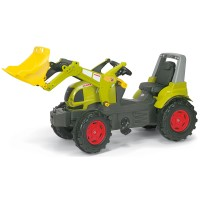 Rolly Toys Claas Arion 640 mit Lader