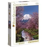 Clementoni Puzzle Fuji Mountain 1000 teilig