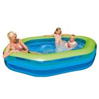 HAPPY PEOPLE Pool Jumbo sechseckig