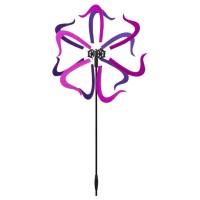 HQ INVENTO Windrad Design Purple Swing