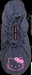 Hello Kitty Geräteschuhe Jeans ass. Grösse 41-42