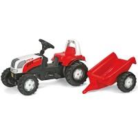Rolly Toys rollyKid Steyr mit Anhänger