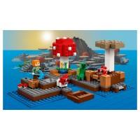 LEGO MINECRAFT Die Pilzinsel