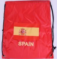 Rucksackbeutel Spanien