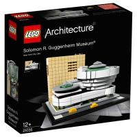 LEGO ARCHITECTURE Museum Solomon R. Guggenheim
