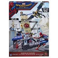 SPIDERMAN Spider-Man Web City Skyline