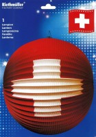 Lampion Schweiz