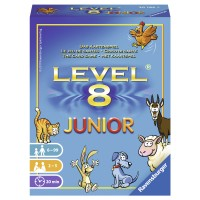 RAVENSBURGER Level 8 Junior, d/f/i