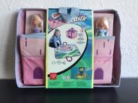 Fairy Castle Spielteppich mit Prinzessinnen