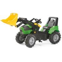 Rolly Toys Deutz-Fahr Agrotron Lader
