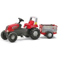 Rolly Toys rollyJunior RT mit Farmtrailer