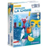 Clementoni Découvre la chemie F